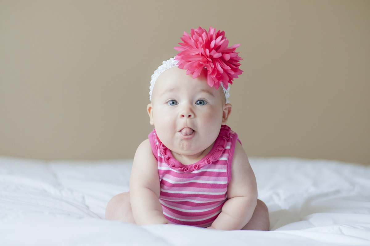 Infant Portrait Photography